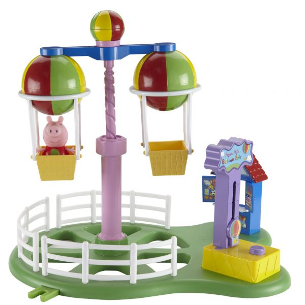 AB Gee Peppa Pig Deluxe Balloon Ride Playset