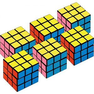 Amscan Puzzle Cube Party Favors - 6 Pack