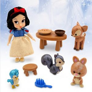 Animators' Collection Snow White Mini Doll Play Set - 5'' by GOLDENATG