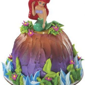 Ariel Little Mermaid Signature Petite Cake Topper