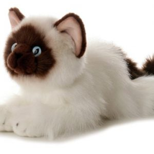 """Aurora World Flopsie Bella Plush Cat, 12"""""""