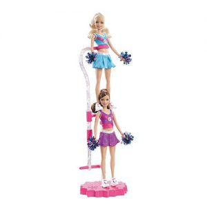 Barbie I Can Be A Cheerleader 2 Pack Doll Set - Barbie & Teresa