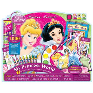 Bendon Disney Princess Friends Giant Art Collection