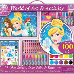 Bendon Disney Princess Giant Art Set
