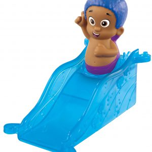 Bubble Guppies Figure Pack - Goby & Ramp (Ramp Colors May Vary)