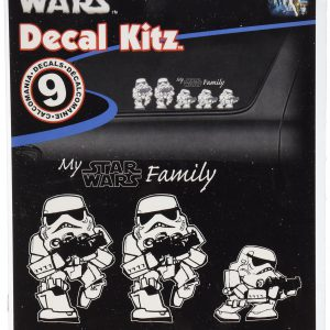CHROMA 5399 Star Wars Stormtrooper Family Decal Kit