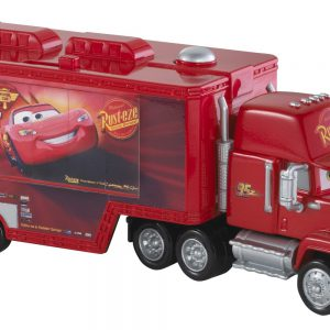 Cars 2 Quick Changers Transforming Mack Transporter
