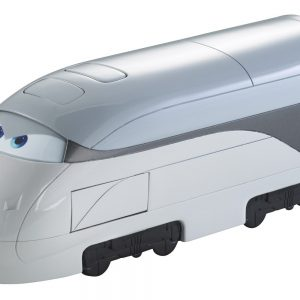 Cars 2 Quick Changers Transforming Spy Train Transporter