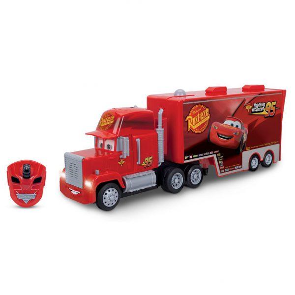 Cars IR Mack Truck