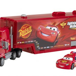 Cars Mack Truck Playset