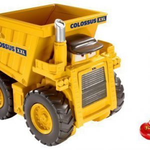 Cars Micro Drifters Colossus XXL Dump Truck Children, Kids, Game