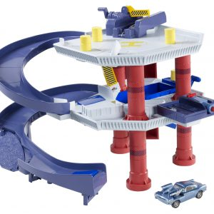Cars Quick Changers Oil Rig Ambush Playset