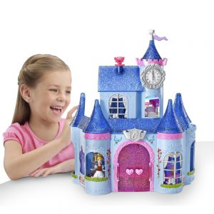 Cinderella Magic Clip Castle Doll House