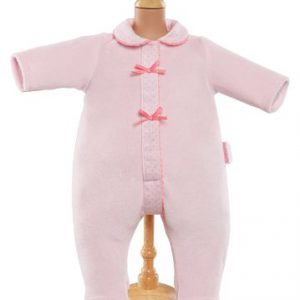 "Corolle Mon Premier Pink Pajamas for 12"" Doll Fashions"