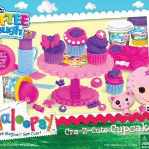Cra-Z-Art Lalaloopsy Cupcake Dough Playset