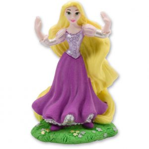 DecoPac Disney Princess Rapunzel Gum Paste Figurine, 0.34 Pound