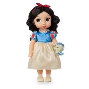 Disney Animators' Collection Snow White Doll with Bluebird - 16''