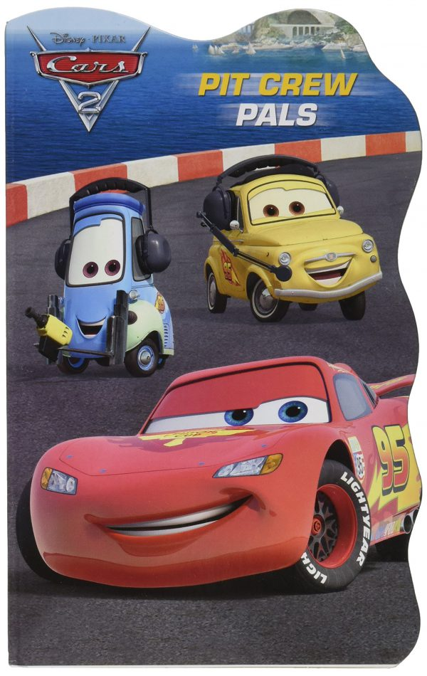Disney Board Books for Toddlers - Set of 5 Books (Disney/Pixar)