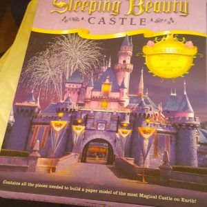 Disney Build Sleeping Beauty Castle Kit (13576)