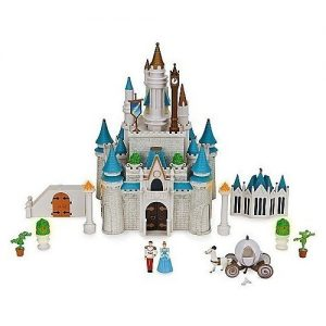 Disney Cinderella Castle Princess Dollhouse Playset *(WALT DISNEY WORLD EXCLUSIVE!)