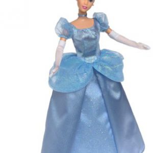 Disney Dazzling Princess Cinderella with Magical Light-Up Shoes & Sound (2000)