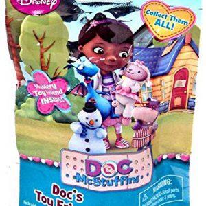 Disney Doc McStuffins Doc's Toy Friends Mystery Pack [1 Random Figure]