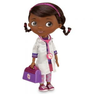 Disney Doc Mcstuffins Talking & Singing Doll - 10""