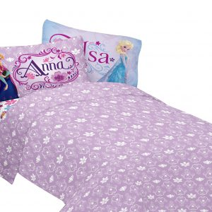 Disney Frozen Celebrate Love Sheet Set, Full