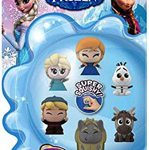 Disney Frozen Fash'ems Series 1 (COMPLETE SET OF 6)
