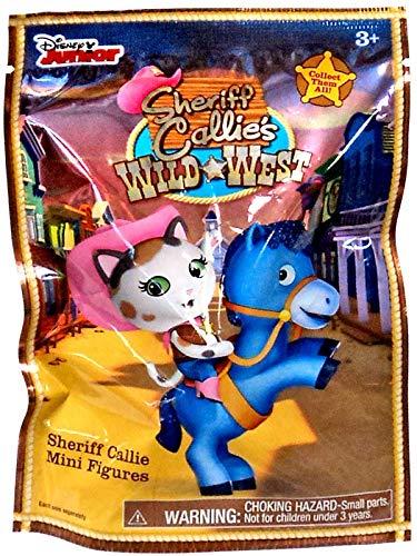 "Disney Junior Sheriff Callie's Wild West Mini Figures 2"" Mystery Pack"