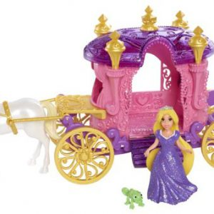 Disney Little Kingdom Magiclip Rapunzel Carriage