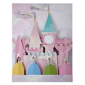 Disney Meri Meri Princesses Castle Centerpiece