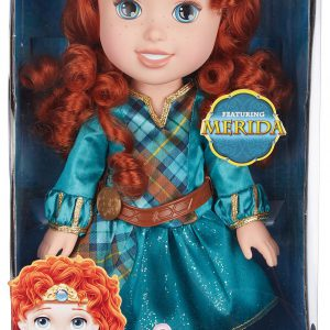Disney My First Disney Princess Toddler Merida 13 Inch Doll