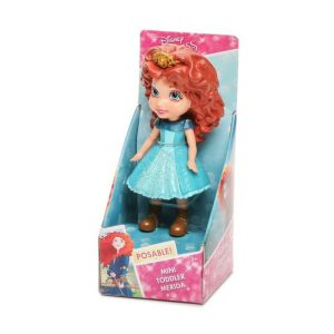 Disney My First Princess Mini Toddler Doll ~ Merida