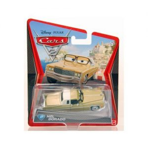 Disney / Pixar CARS 2 Movie 155 Die Cast #27 Car Mel Dorado