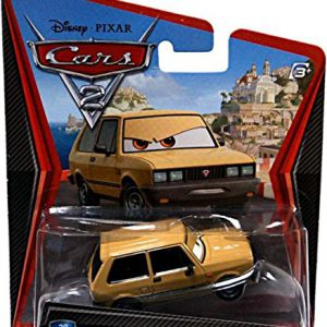 Disney / Pixar CARS 2 Movie 155 Die Cast Car #30 Victor H.