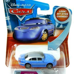 Disney / Pixar CARS Movie 155 Die Cast Car with Lenticular Eyes Series 2 Jay Limo
