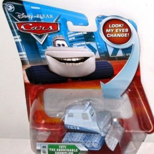 Disney / Pixar CARS Movie 155 Die Cast Car with Lenticular Eyes Series 2 Yeti The Abominable Snowplow