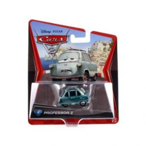 Disney Pixar Cars 2 - Professor Z 1:55 Scale Character Car #6