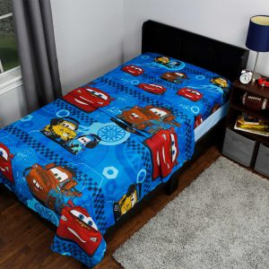 Disney Pixar Cars 2pc Twin Sheet Set