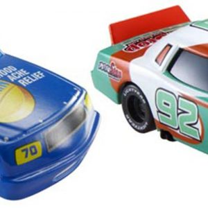 Disney Pixar Cars Collector Die-cast Gasprin & Sputter Stop 2-Pack