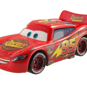 Disney Pixar Cars Color Change 1:55 Scale Vehicle, Lightning McQueen