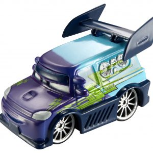 Disney Pixar Cars Color Changers DJ Vehicle