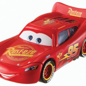 Disney Pixar Cars Hudson Hornet Piston Cup Lightning McQueen Diecast Vehicle