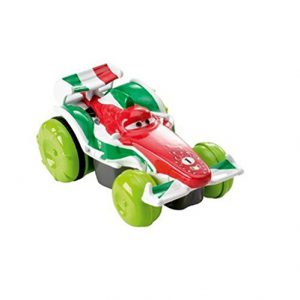 Disney Pixar Cars Hydro Wheels Francesco Bath Vehicle