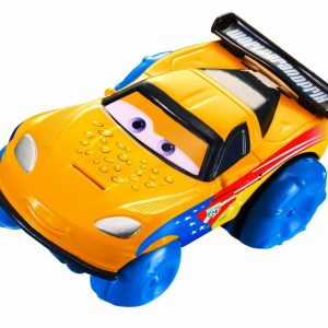 Disney Pixar Cars Hydro Wheels Jeff Gorvette Vehicle
