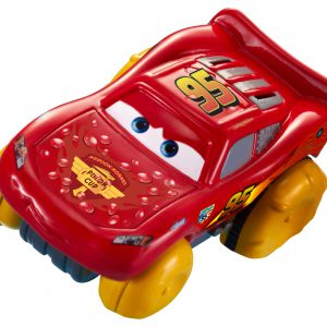 Disney Pixar Cars Hydro Wheels Lightning McQueen Bath Vehicle