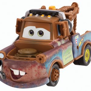 Disney Pixar Cars Mater with Headset Diecast Vehicle