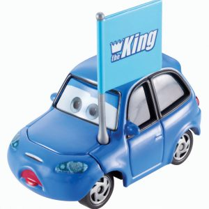 Disney Pixar Cars Matthew True Blue Diecast Vehicle