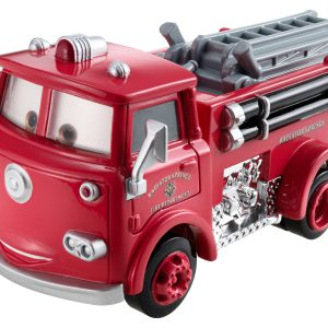 Disney Pixar Cars Oversized Red Vehicle